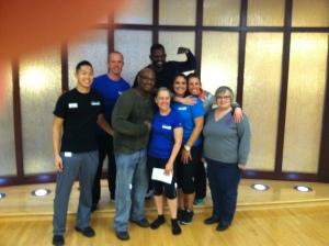The staff. Wonderful people!