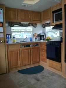 My RV Kitchen!